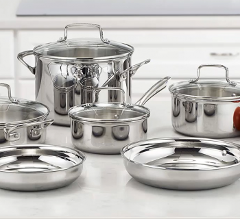 Best Cookware Set Under 100 Dollars Reviewed In 2020 - Top 5 Picks! 11