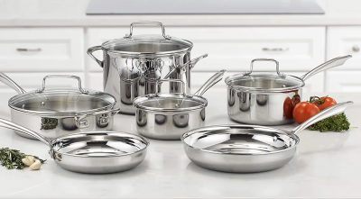 Best Cookware Set Under 100 Dollars Reviewed In 2021 - Top 5 Picks! 1