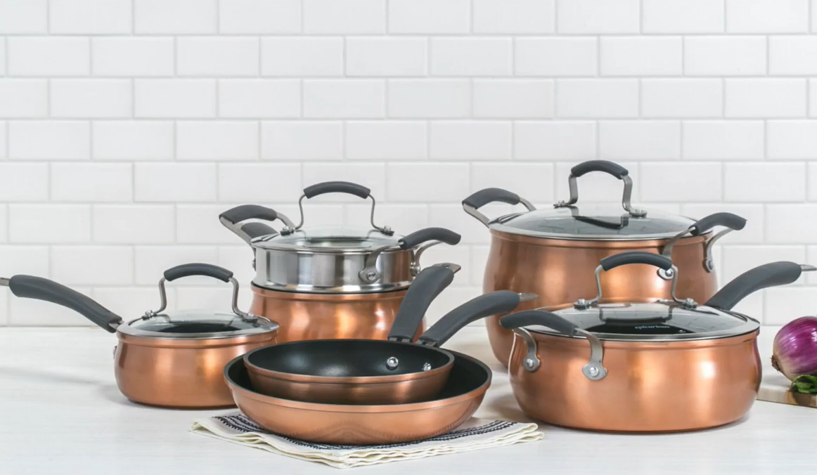 Best Cookware Sets For Gas Stoves