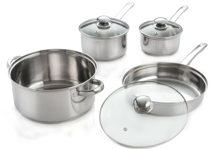 How To Cook With Stainless Steel Cookware