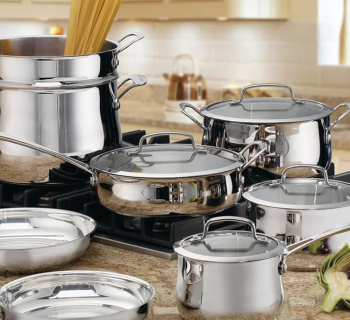 How To Cook With Stainless Steel Cookware? 1