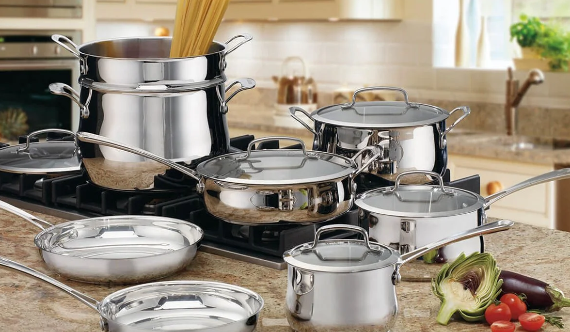 How To Cook With Stainless Steel Cookware? 2