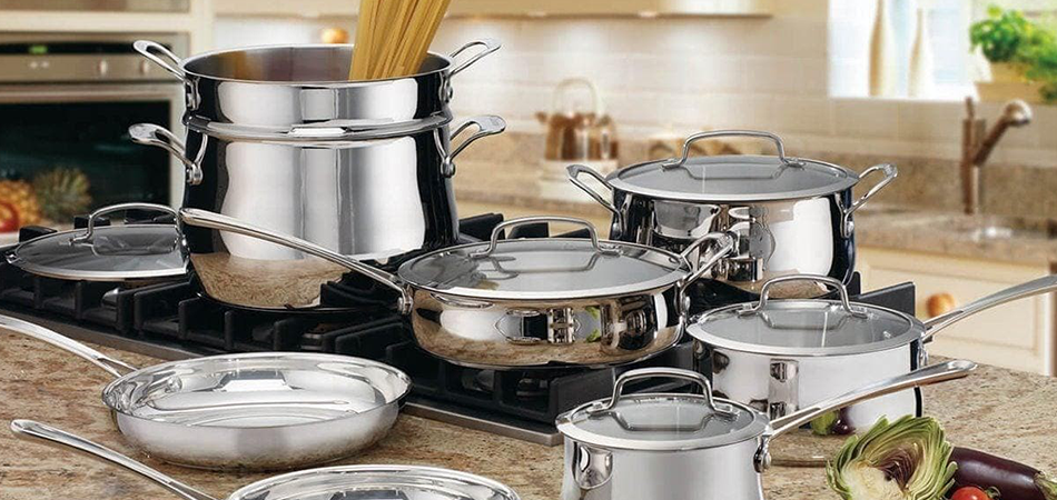 Stainless Steel Cookware Without Aluminum Buying Guide