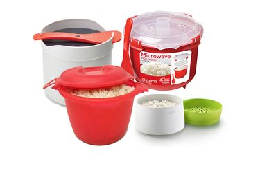 Benefits of Use a Microwave Rice Cooker