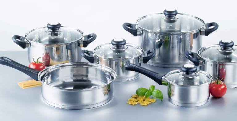Important Tips for Using Stainless Steel Cookware Safely