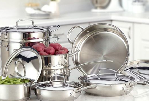 Is-stainless-steel-cookware-safe