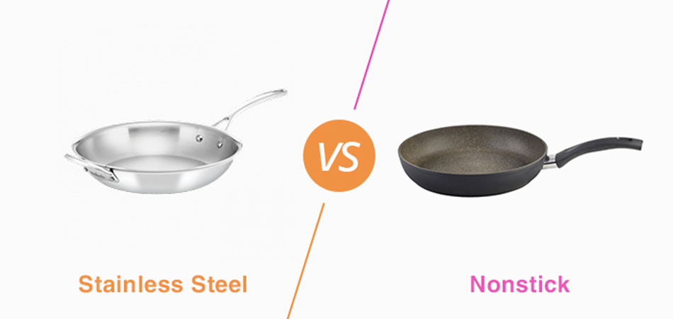 Stainless Steel Cookware Vs Nonstick Which Is Best