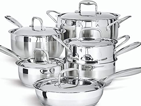 Stainless Steel Cookware Vs Nonstick: What's the Difference 2020? 2