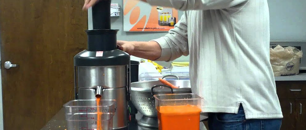 Why Should You Buy a Robot Coupe Automatic Juicer