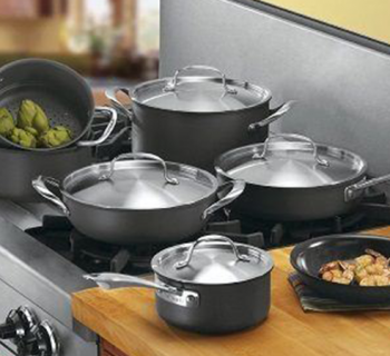 Hard-Anodized Vs. Ceramic Cookware: What's The Main Difference?
