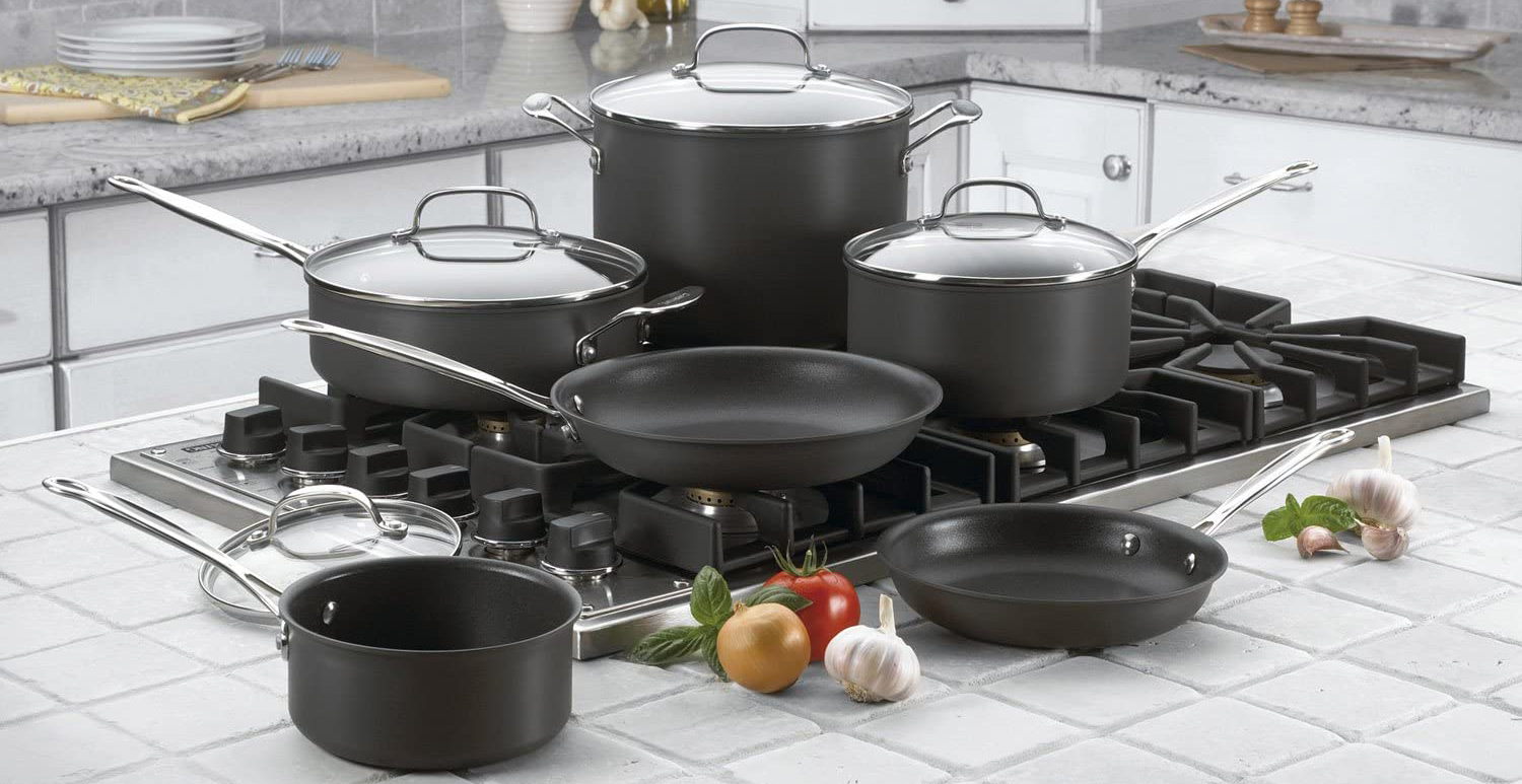 Cuisinart Hard Anodized Cookware Reviews
