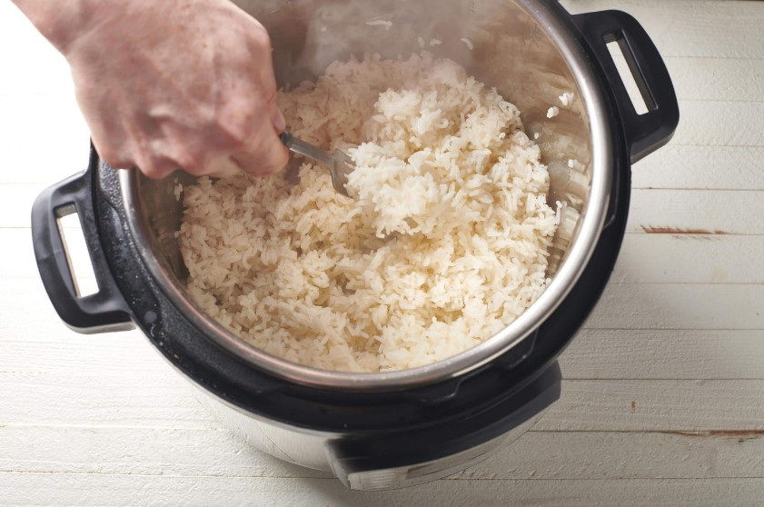Explanation of How to Cook Rice