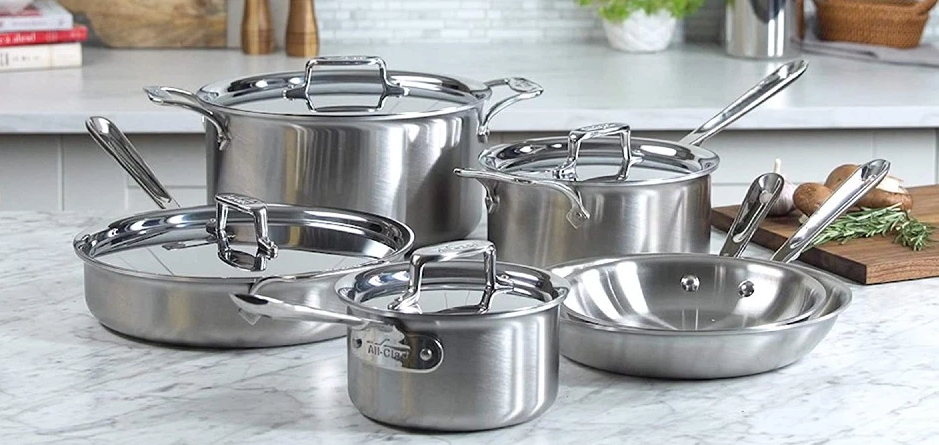 Why Should You Buy a Kitchenaid Cookware