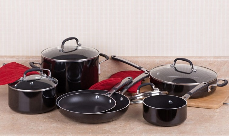 5 Reasons Why You Should Use Hard Anodized Cookware Construction