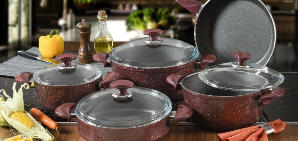 Best Granite Cookware and Pans Reviews