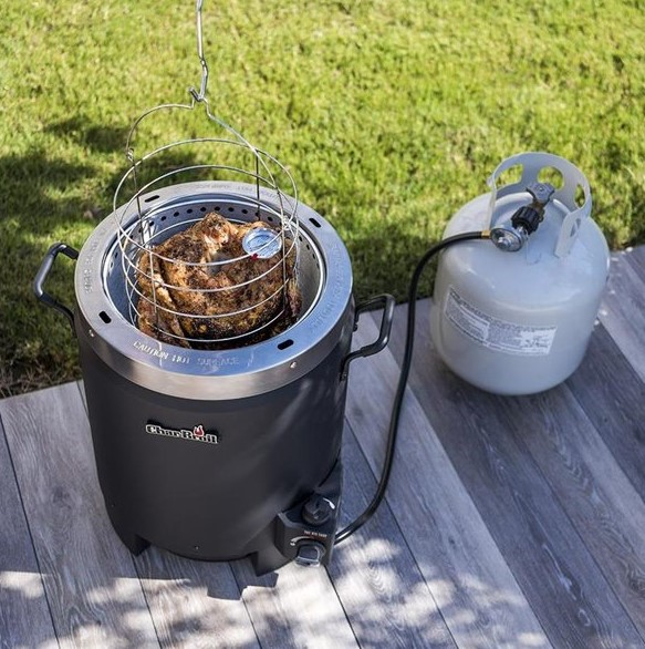 How to Use an Oil Less Turkey Fryer?